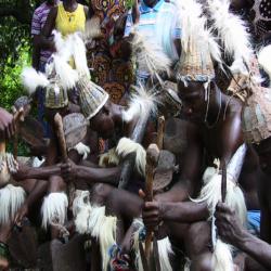 Marie Daugey : Initiation masculine et construction du rapport à l'espace (pays kabyè, Togo)