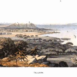 Florian Fontrier : Tadjoura moderne, la cité ignorée : XVIe-XIXe siècle. Etude diachronique d'un site urbano-portuaire oublié